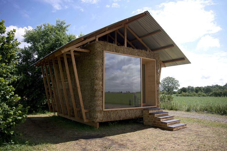 Ecologic Pavilion In Alsace / Studio 1984. Image Cortesia de Studio 1984