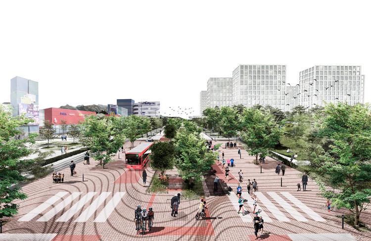 Corredor Metropolitano de Quito: Un plan integral y sostenible para articular la ciudad , Cortesía de YES Innovation