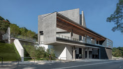 Che Kung Temple Sports Centre / ArchSD