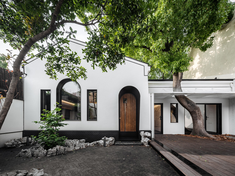 Casa Escondida / Wutopia Lab, © CreatAR Images