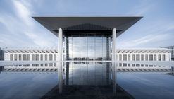 Xi'an Exhibition Center / gmp Architects