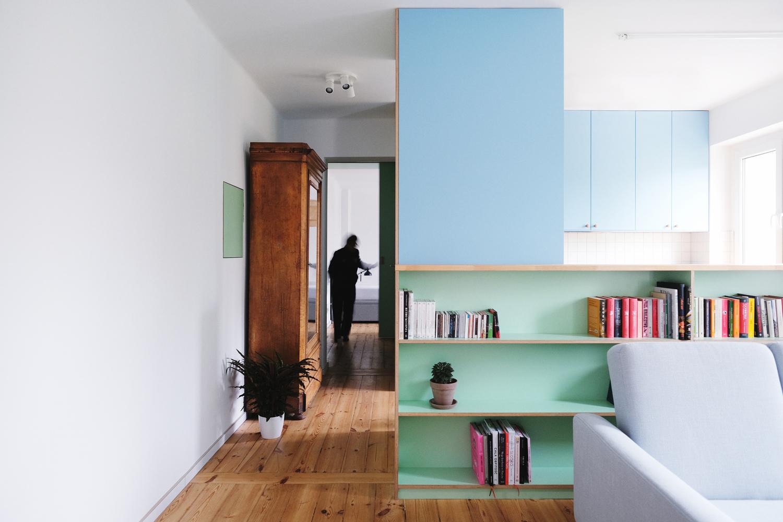 Refurbishment of An Apartment from the 50s / Atelier Starzak Strebicki