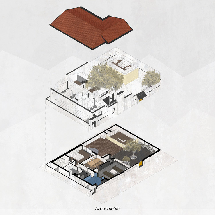 """AXO - Hiding House Ngôi nhà """"ẩn náu"""" giữa chốn đô thị phồn hoa, là tâm huyết của gia chủ và KTS sau 6 năm xây dựng"""