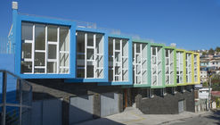 Lofts Plaza Yungay / Rearquitectura