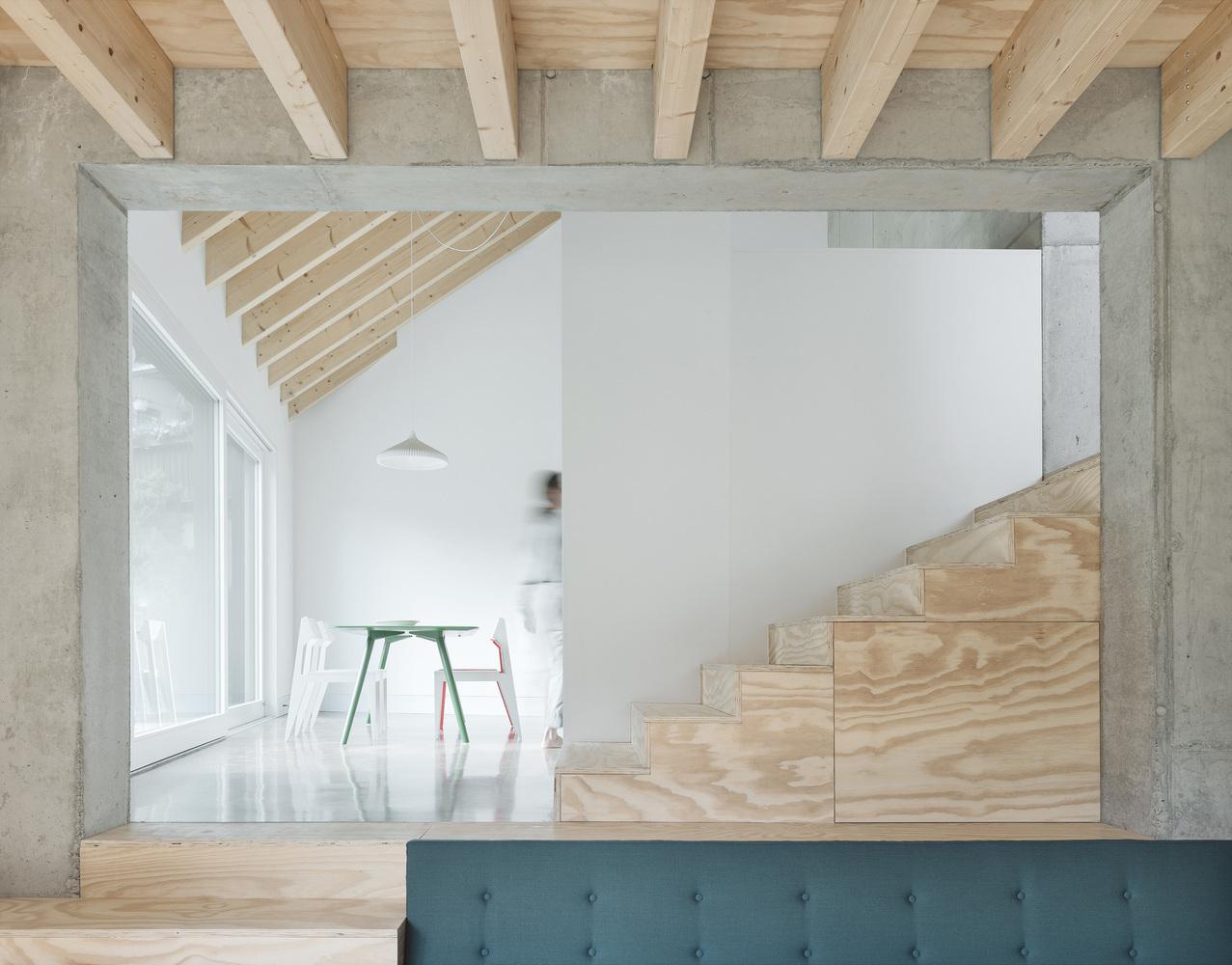 Tendencias en Diseño de Interiores 2020: Biofilia, Chubby y Fluidez,Haus D / Yonder – Architektur und Design © Brigida González