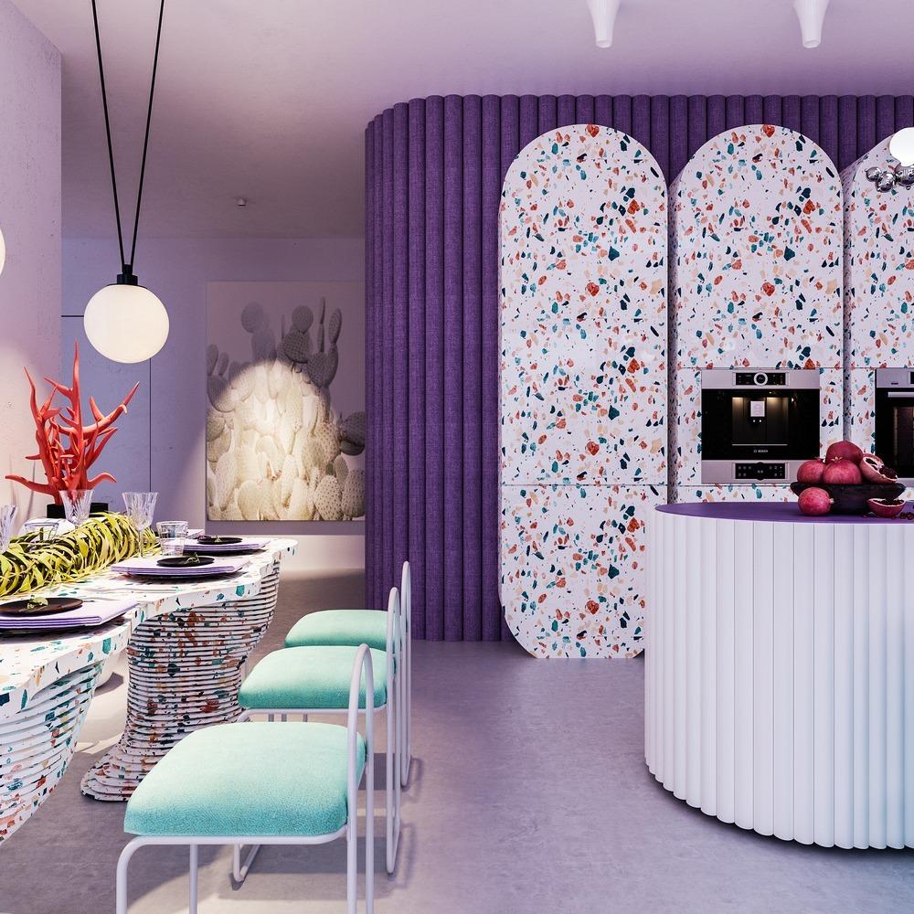 Tendencias en Diseño de Interiores 2020: Biofilia, Chubby y Fluidez,Villa in Ibiza / Reutov Design © Courtesy of Reutov Dmitry, Gerner Ekaterina