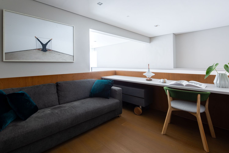 Tendencias en Diseño de Interiores 2020: Biofilia, Chubby y Fluidez,Nova York Apartment / FCstudio © Pedro Kok