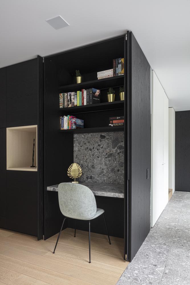 Tendencias en Diseño de Interiores 2020: Biofilia, Chubby y Fluidez,Residence WULF / CAS architecten © Tim Van de Velde