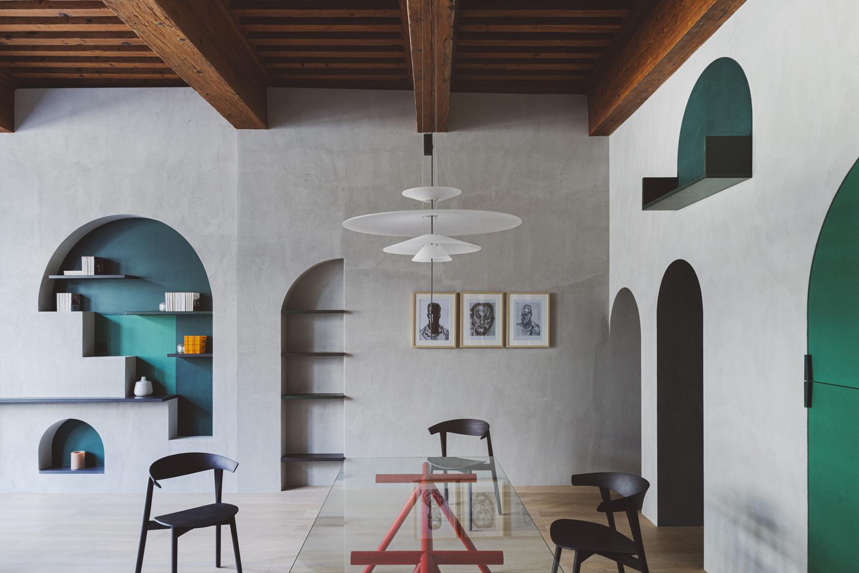 Tendencias en Diseño de Interiores 2020: Biofilia, Chubby y Fluidez,Apartment XVII / Studio Razavi architecture © Simone Bossi