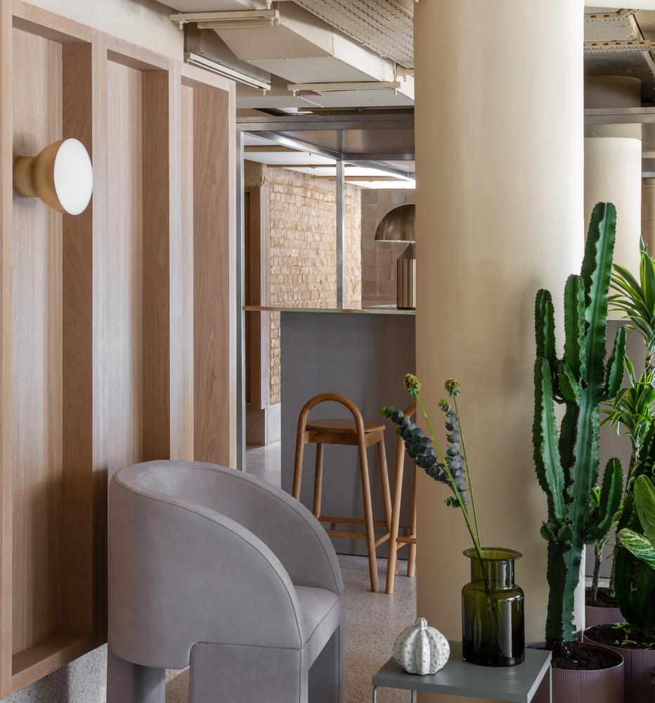 Tendencias en Diseño de Interiores 2020: Biofilia, Chubby y Fluidez,Broken Wharf London Apartment / Grzywinski+Pons © Nicholas Worley