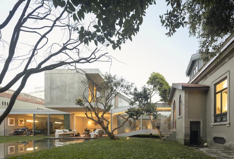 Casa GC / FCC Arquitectura, © Fernando Guerra | FG+SG
