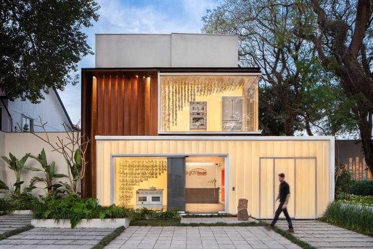Loja Enjoy House / Ticiane Lima Arquitetura & Interiores, © André Mortatti