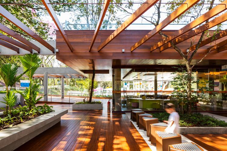 New Leisure Area at Grande Hotel Senac São Pedro / Levisky Arquitetos | Estratégia Urbana, © Ana Mello