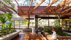 Nova área de lazer do Grande Hotel Senac São Pedro / Levisky Arquitetos | Estratégia Urbana