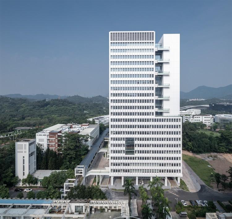 Shenzhen Tsinghua University Graduate School Innovation Center / CAPOL, © Feng Shao
