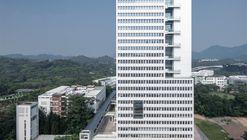 Shenzhen Tsinghua University Graduate School Innovation Center / CAPOL
