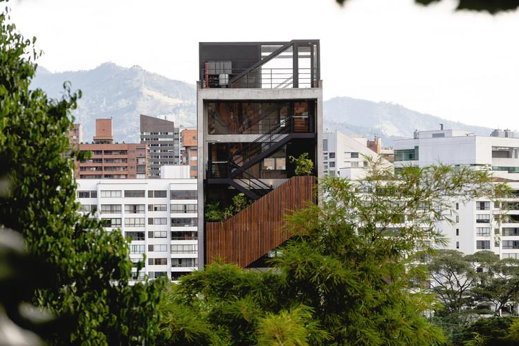 Escaleras en Colombia: 18 obras donde las circulaciones verticales son primordiales, © Luis Bernardo Cano