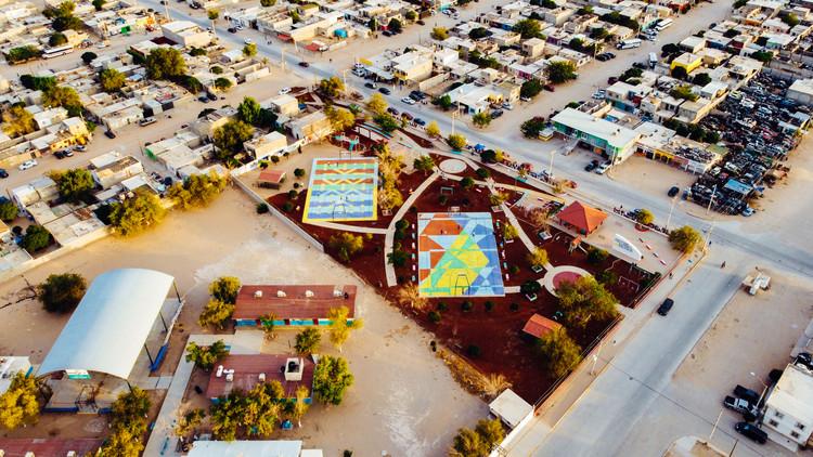 Nómada Laboratório Urbano: a retomada dos espaços públicos na era da nova normalidade, © Nómada Laboratorio Urbano