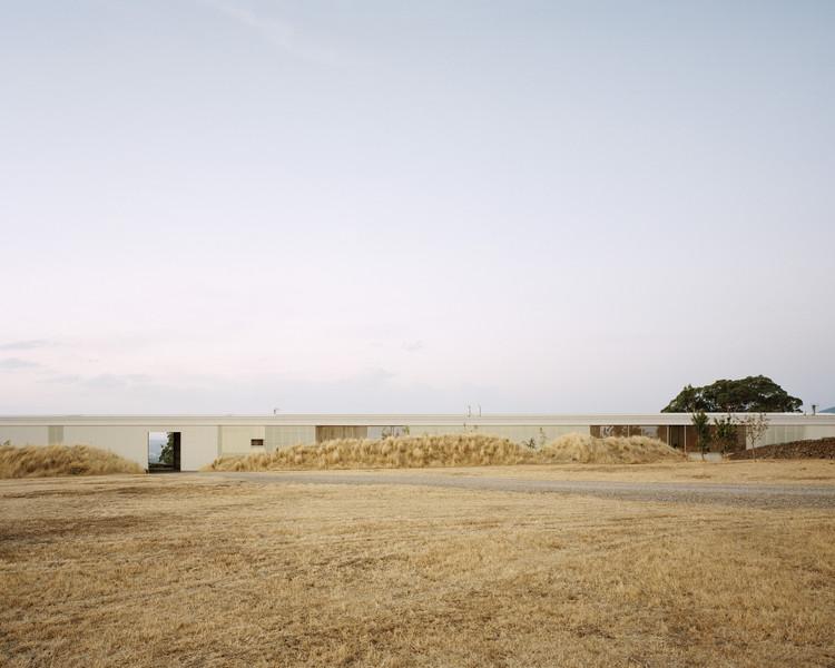 Daylesford Longhouse / Partners Hill, © Rory Gardiner
