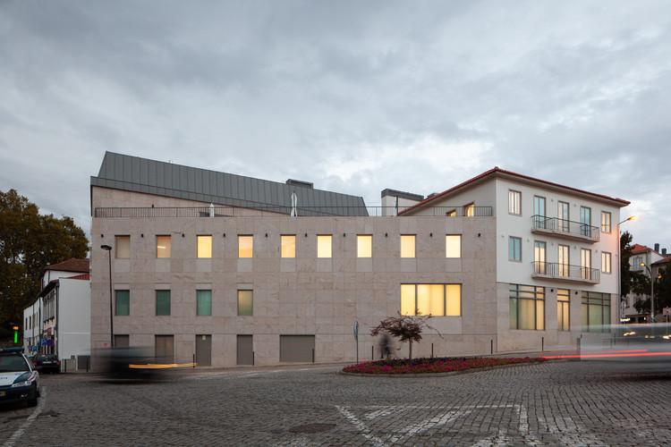 Luz Saúde Vila Real Hospital  / OPENBOOK Architecture, © José Campos