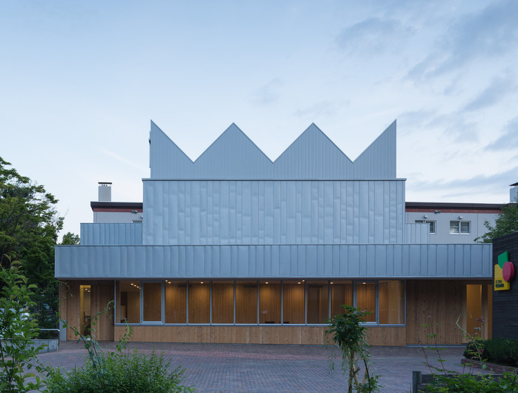 Makomanai Church, United Church of Christ in Japan / Atelier BNK, © Koji Sakai