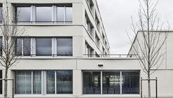 Lindau School Sports Building  / Schwabe Suter Architekten