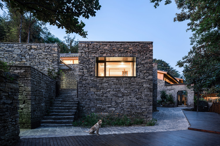 Bona Villa Lahao Stone Houses / United Practice Architects, © Lian He