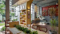 The Book Room / Studio Infinity