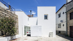 Casa do Encontro  / WAATAA_we are all together around architecture