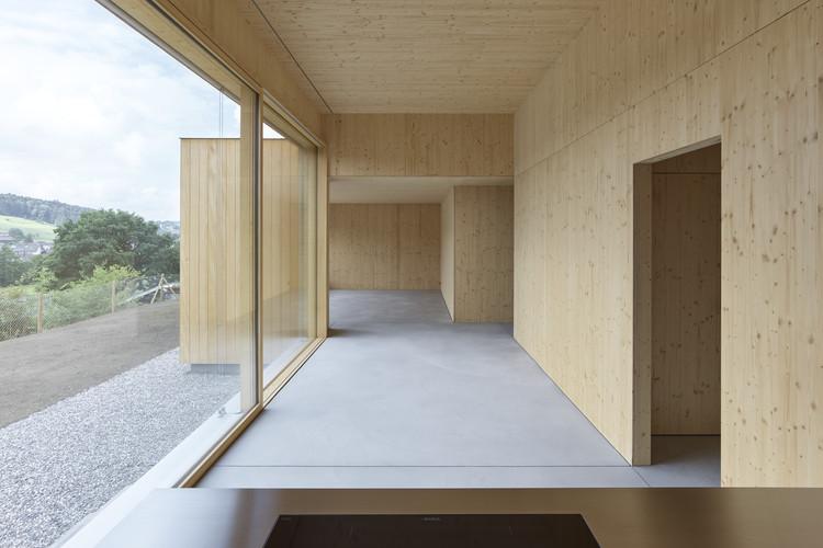 Detached House / Gautschi Lenzin Schenker Architekten, © Andreas Graber Photography
