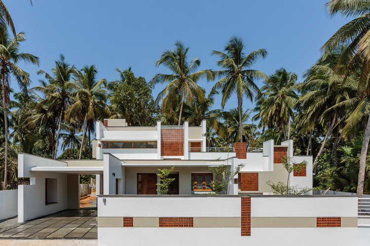 In.X-Hale Residence / architecture.SEED, © LINK studio