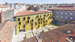 Reabilitação de um edifício com 18 apartamentos em Toulouse / Letellier Architectes