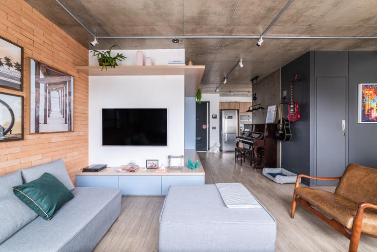 Apartamento J+Y / Liv'n Arquitetura, © Guilherme Pucci