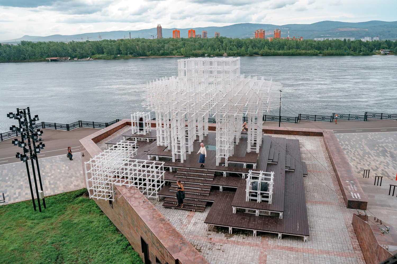 The Rotunda of Memory and Glory Pavilion / Kovalevsky & Maryasov