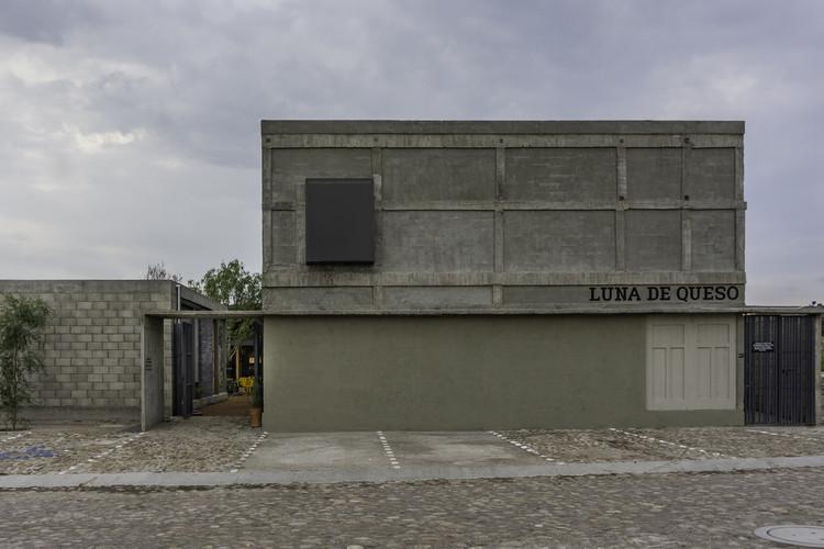 Café Luna de Queso / m arquitecturA, © Alejandro Torre