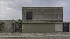 Luna de Queso Coffee Shop / m arquitecturA