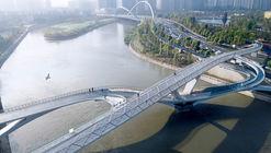 Puente Wuchazi / SCSJ, JDTM, Tom Wünschmann, Achim Kaufer, Wei Cai, Philipp Buschmeyer