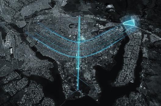 CRA Reveals BIOTIC, a 1-Million Square Meter Extension of Brasilia's Historical Master Plan