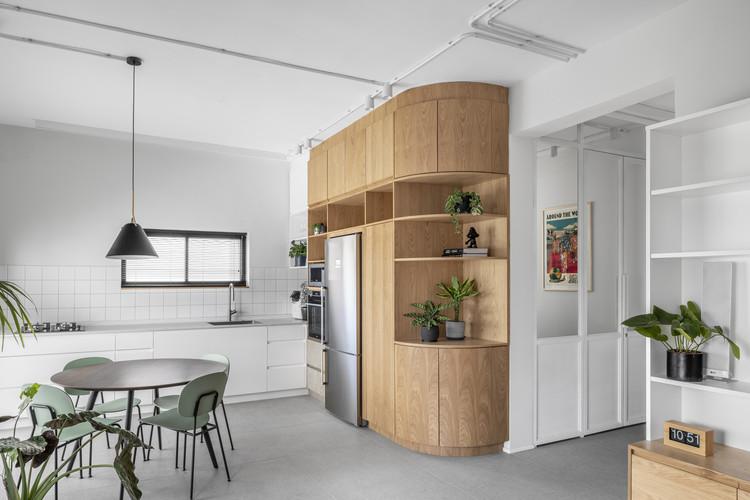 Tel Aviv Apartment / RUST architects, © Yoav Peled
