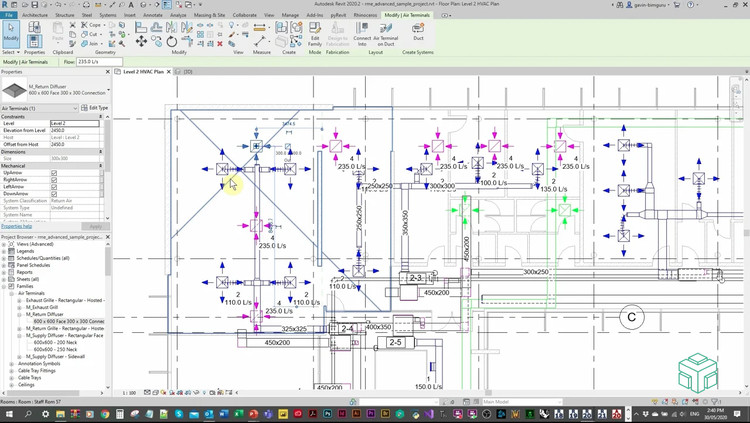 Learn More About Dynamo for Revit: Features, Functions, and News, Revit Elements. Image Courtesy of GoPillar