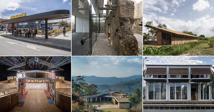 Los 118 seleccionados para la XXVII Bienal Colombiana de Arquitectura y Urbanismo