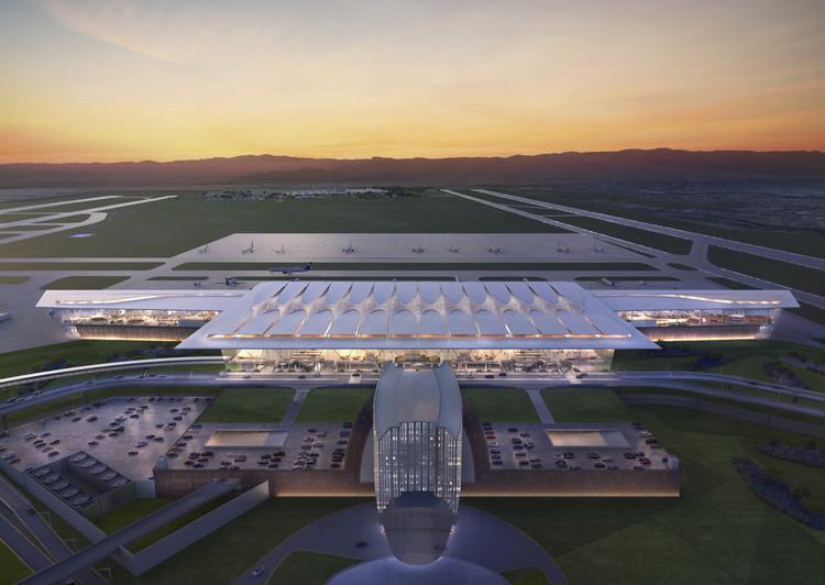 Guadalajara Airport . Image Courtesy of CallisonRTKL