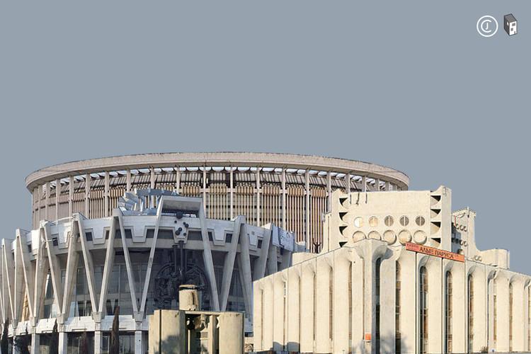 Arquitetura do leste europeu: cultura e entretenimento, Cortesia de ArchDaily