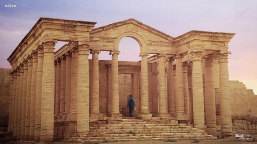 hatra (al-jazīrah – iraq). Image Courtesy of NeoMam Studios