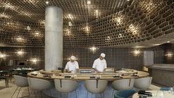 Restaurante Kosushi Miami / Studio Arthur Casas