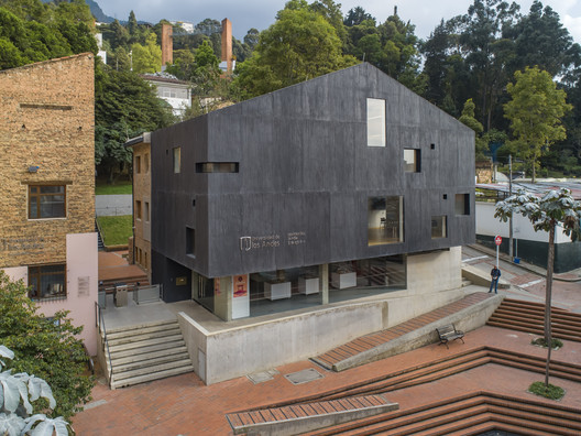 Center for the Japanese Culture / Álvaro Bohórquez Rivero + Maribel Moreno Cantillo