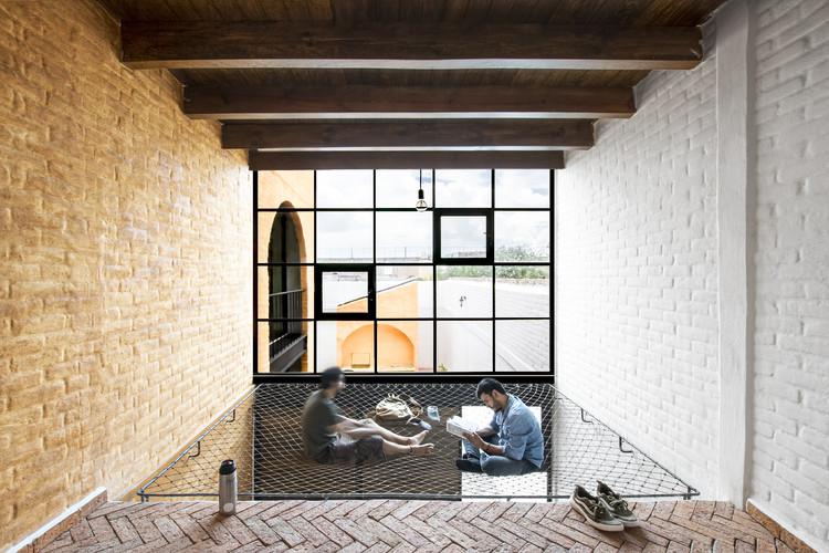 Leona House / Colectivo Arrabal, © Paulina Ojeda