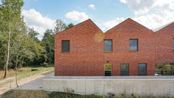Residence DHK / Bureau DBG