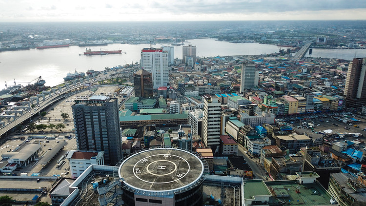 Letter From Nigeria: Coronavirus and the African City, Lagos, Nigeria. Image © Tayvay | Shutterstock