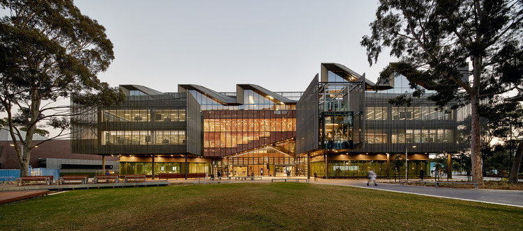 Learning & Teaching Building, Monash University / John Wardle Architects , © Peter Bennetts